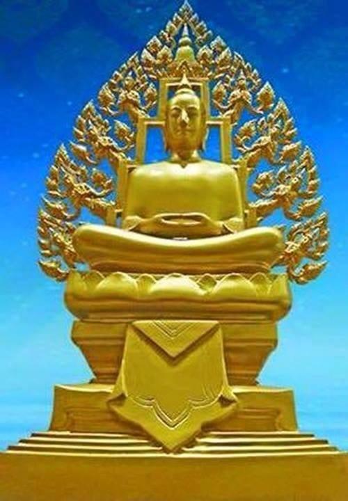 ลำตะคอง สมโภชพระพุทธรูป ปาฏิหาริย์ จอมราชัน ทำบุญตักบาตรพระสงฆ์ 89 รูป ครั้งแรกในรอบปี ณ เขื่อนลำตะคอง อ.สีคิ้ว จ.นครราชสีมา พิธีเริ่ม 08.00 น.