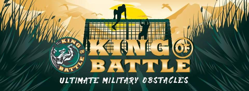 King of Battle การแข่งขันชุดด่านอุปสรรค 7-8 กันยายน 2561 โบนันซ่า เขาใหญ่